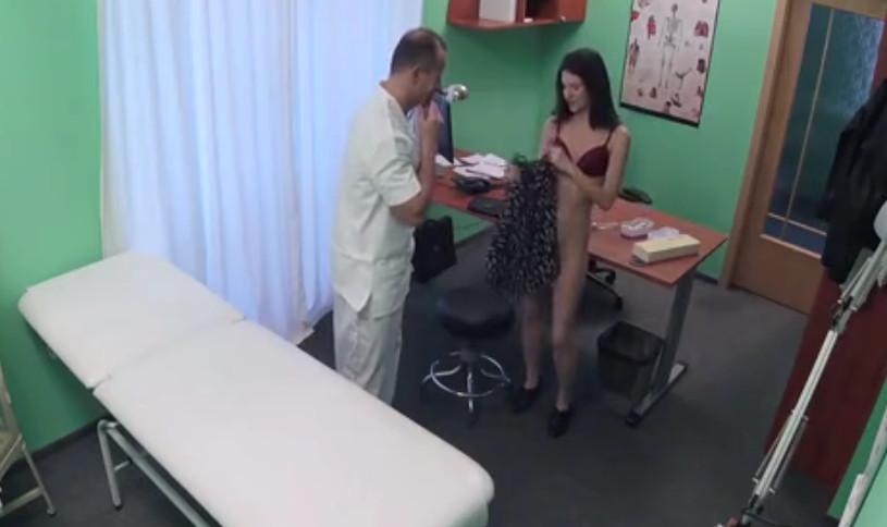 Муз порно возбудился на приеме порно
