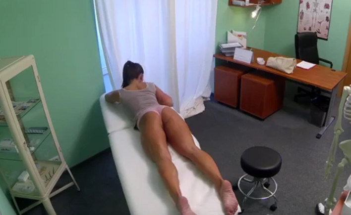 Медсестра Дала Пациенту Порно