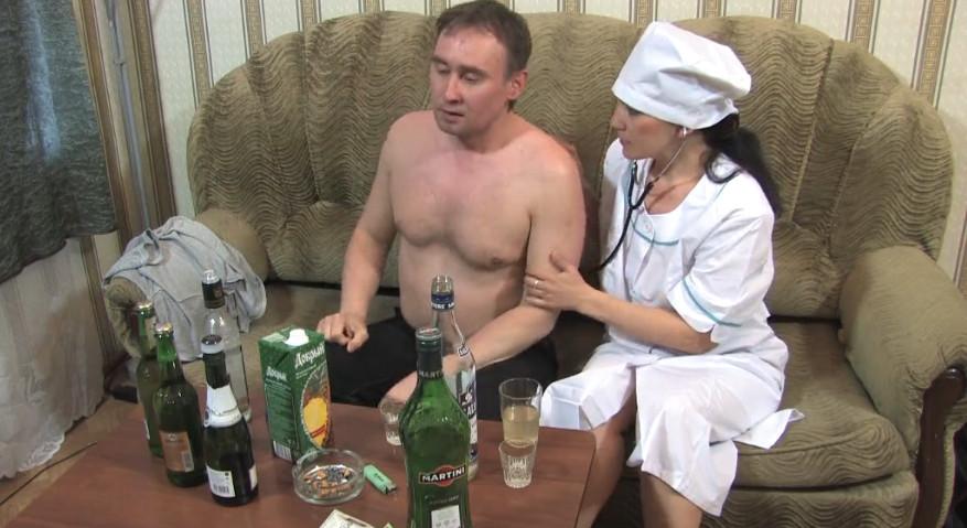 Секс у врача реальные — 3